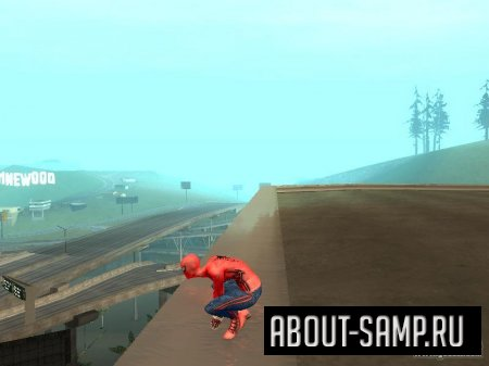 Скачать Cleo Паркур для Samp 0.3.7